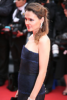 Virginie Ledoyen at the gala screening of Jeune & Jolie at the 2013 Cannes Film Festival 16th May 2013