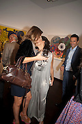 SOPHIE LERIS; RACHAEL BARRETT, Galen and Hilary Weston host the opening of Beatriz Milhazes Screenprints. Curated by Iwona Blazwick. The Gallery, Windsor, Vero Beach, Florida. Miami Art Basel 2011