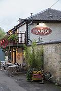 The Hanoi Bike Shop on the 2nd November 2018 in Glasgow in the United Kingdom.