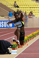 ATHLETICS - DIAMOND LEAGUE - MEETING HERCULIS MONACO 2012  - 20/07/2012 - PHOTO PHILIPPE LAURENSON / DPPI - IBARGUEN Caterine (COL) - Triple Jump Women