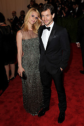 May 6, 2013 - New York, NY, USA - Claire Danes and Hugh Dancy attending the PUNK: Chaos to Couture Costume Institute Benefit Gala at The Metropolitan Museum of Art in New York City on May 6, 2013  in New York City  (Credit Image: © Kristin Callahan/Ace Pictures/ZUMAPRESS.com)