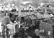Well stocked shop in USA 1920's
