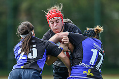 2018-09-23 Dragons Ladies v Ospreys Ladies