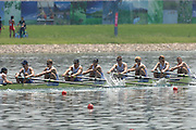 Beijing, CHINA.  B Final GBR JM8+, at  the  2007. FISA Junior World Rowing Championships,  Shunyi Water Sports Complex. 11/08/2007 [Mandatory Credit Peter Spurrier/Intersport Images]..... , Rowing Course, Shun Yi Water Complex, Beijing, CHINA,