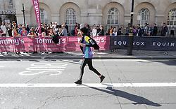 Competitors during the 2019 London Landmarks Half Marathon.