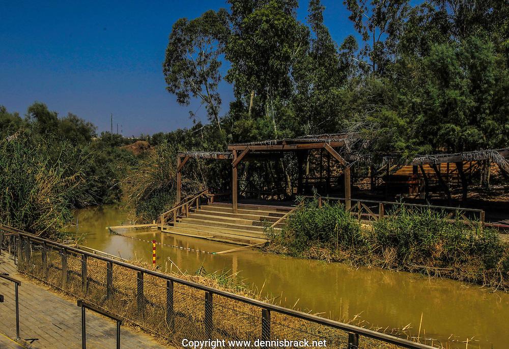The River Jordan<br /> <br /> Photo by Dennis Brack