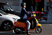 Getting around central London on a scooter is one of the best ways to travel. Beating the traffic and avoiding public transport.