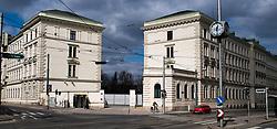 THEMENBILD - Bundesamt für Verfassungsschutz und Terrorismusbekämpfung. Aufgenommen am 25.03.2019 in Wien, Österreich // Federal Agency for State Protection and Counter Terrorism, Vienna, Austria on 2019/03/25. EXPA Pictures © 2017, PhotoCredit: EXPA/ Michael Gruber