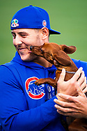 MESA, ARIZONA - FEBRUARY 28: Chicago Cubs Spring Training. (Photo by Sarah Sachs/Chicago Cubs)