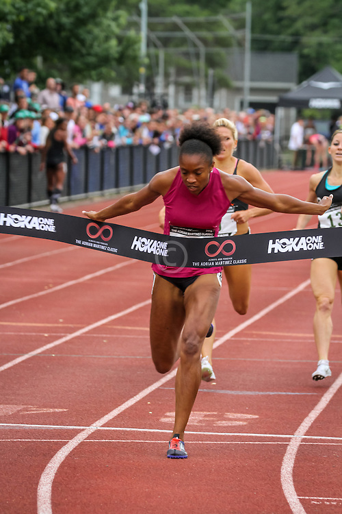 womens 800 meters, section 2, Adrian Martinez Track Classic 2016