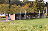 NUMANSDORP - Driving Range met Golfschool Bryan Seton. Golfclub Cromstrijen. COPYRIGHT KOEN SUYK
