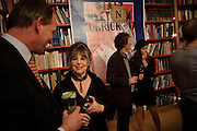NICHOLAS BRIDGEMAN-BAKER; CHRISTIANE KUBRICK; DUNCAN BROOKER; NANCY RYAN, Stanley Kubrick's Napoleon. The Greatet Movie Never Made. Book launch.  Published by Taschen. Launch held at Kubrick's family home Childwickbury House. Harpenden. 8 December 2009