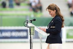 - Closing Ceremony - Alltech FEI World Equestrian Games™ 2014 - Normandy, France.<br /> © Hippo Foto Team - Jon Stroud<br /> 07/09/14