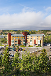 Crocus Ridge, Whitehorse Hospital Staff Residence and Medical Facility, Whitehorse, Yukon, KMBR Architects