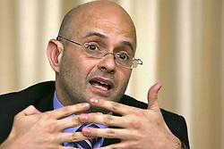 O economista e ex-secretário da Fazendo do Estado do RS, Aod Cunha de Moraes Júnior. FOTO: Jefferson Bernardes/ Agência Preview