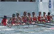 Henley-on-Thames. United Kingdom.  2017 Henley Royal Regatta, Henley Reach, River Thames. <br /> Final Princess Elizabeth Challenge Cup. Scotch College Melbourne,AUS<br /> <br /> 14:47:30  Sunday  02/07/2017   <br /> <br /> [Mandatory Credit. Peter SPURRIER/Intersport Images.