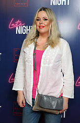 Roisin Conaty attending the LATE NIGHT Gala Screening at Picture House Central, London. Picture dated: Monday May 20, 2019. Photo credit should read: Isabel Infantes / EMPICS Entertainment.