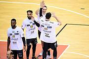 Alessandro Gentile<br /> Grissin Bon Pallacanestro Reggio Emilia - Dolomiti Energia Trentino<br /> Lega Basket Serie A 2019/2020<br /> Reggio Emilia, 28/09/2019<br /> Foto A.Giberti / Ciamillo - Castoria