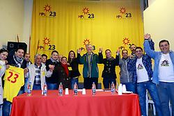 José Fortunati participa de encontro com a juventude da base aliada. FOTO: Jefferson Bernardes/Preview.com