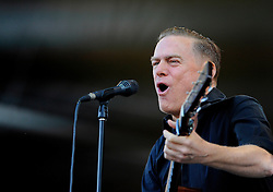 Bryan Adams performs  - Photo mandatory by-line: Joe Meredith/JMP - Mobile: 07966 386802 - 14/09/14 - The Invictus Games - Day 4 - Closing Ceremony - London - Queen Elizabeth Olympic Park