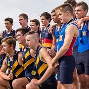 U15 Boys quad (4X+)