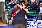 Anto Torres, Tifosi Victoria Libertas VL Pesaro<br /> Banco di Sardegna Dinamo Sassari - Victoria Libertas VL Pesaro<br /> Legabasket Serie A LBA PosteMobile 2017/2018<br /> Sassari, 11/03/2018<br /> Foto L.Canu / Ciamillo-Castoria