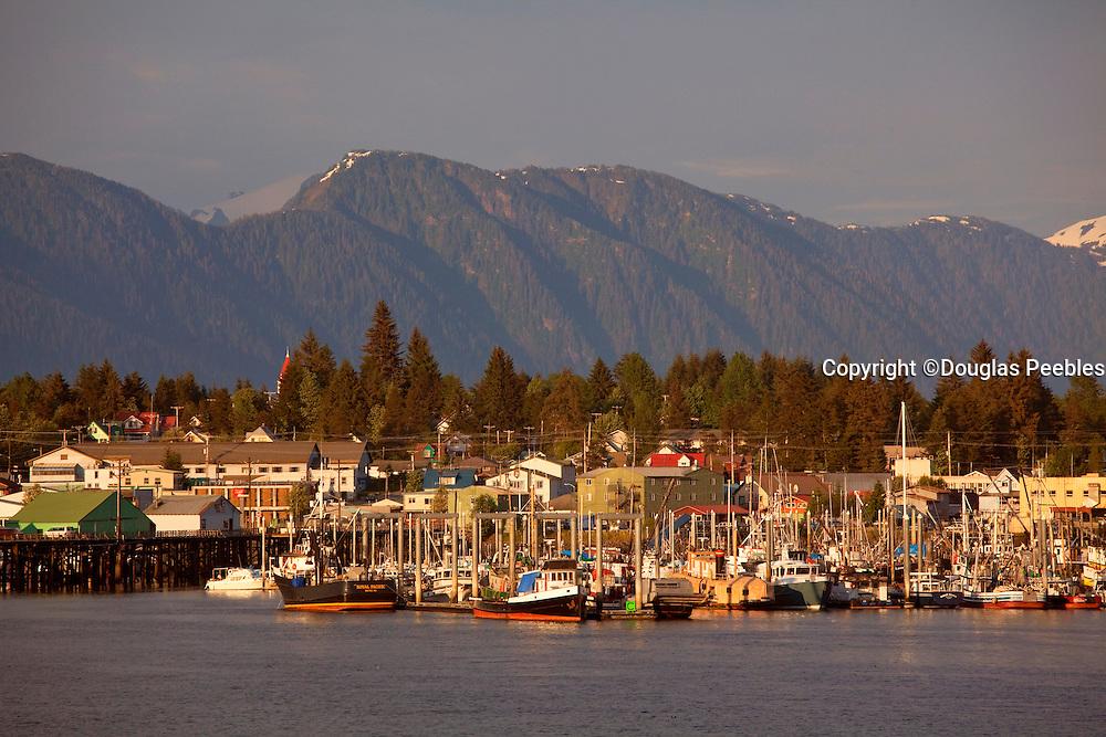 Harbor, Petersburg, Alaska