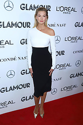 Karlie Kloss attends the 2018 Glamour Women of the Year Awards at Spring Studios in New York