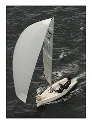 Day 2 of the Bell Lawrie Scottish Series with wild conditions on Loch Fyne for all fleets. Exhilarating and testing racing for Boats and crew...1720 GBR1777T King Quick downwind.