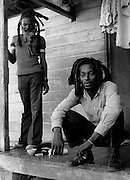 Rasta Father and Son