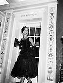 1955 - Christian Dior fashions at Brown Thomas and Co.