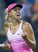 Tennis: BNP Paribas Open 2015 Sabine Lisicki vs Flavia Pennetta