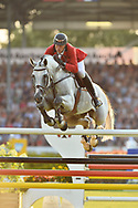 Gregory WATHELET (BEL) riding MJT Nevados S during the Nations Cup of the World Equestrian Festival, CHIO of Aachen 2018, on July 13th to 22th, 2018 at Aachen - Aix la Chapelle, Germany - Photo Christophe Bricot / ProSportsImages / DPPI