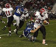 2010 - Wayne at Xenia High School Football