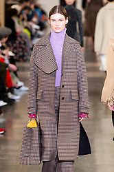 Victoria Beckham Fall Winter 2019/2020 Fashion Show at London Fashion Week. 17 Feb 2019 Pictured: Victoria Beckham Fashion show. Photo credit: GOL/Capital Pictures/MEGA TheMegaAgency.com +1 888 505 6342