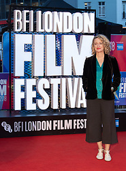 Tricia Tuttle attends BFI London Film Festival Headline Gala Screening of 'Can You Ever Forgive Me', BFI Southbank, London. Friday 19th Oct 2018.