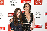 Philippa Coulthard, Hayley Atwell, Howards End - Special Screening, BFI Southbank, London UK, 01 November 2017, Photo by Richard Goldschmidt