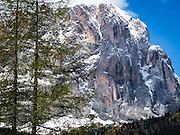 The Dolomites mountains Italy
