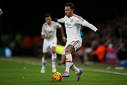 Memphis Depay of Manchester United in action - Mandatory by-line: Jason Brown/JMP - Mobile 07966 386802 12/12/2015 - SPORT - FOOTBALL - Bournemouth, Vitality Stadium - AFC Bournemouth v Manchester United - Barclays Premier League