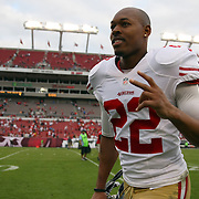 San Francisco 49ers cornerback Carlos Rogers (22) during an NFL football game between the San Francisco 49ers  and the Tampa Bay Buccaneers on Sunday, December 15, 2013 at Raymond James Stadium in Tampa, Florida.. (Photo/Alex Menendez)