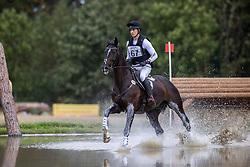 Timm Finja, GER Von Schmeling Leo, GER, Lucky Touch<br /> CCI3* Arville 2020<br /> © Hippo Foto - Dirk Caremans<br /> 23/08/2020