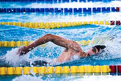 Martin BAU of Slovenia during 800m Free Absolutno prvenstvo Slovenije in MM Kranj 2019 on June 14, 2019 in Kranj, Slovenia. Photo by Peter Podobnik / Sportida