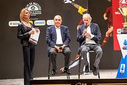 ADRIANO GALLIANI E WALTER SABATINI<br /> CALCIOMERCATO 2020 RIMINI<br /> RIMINI 01-09-2020<br /> FOTO FILIPPO RUBIN / MASTER GROUP SPORT