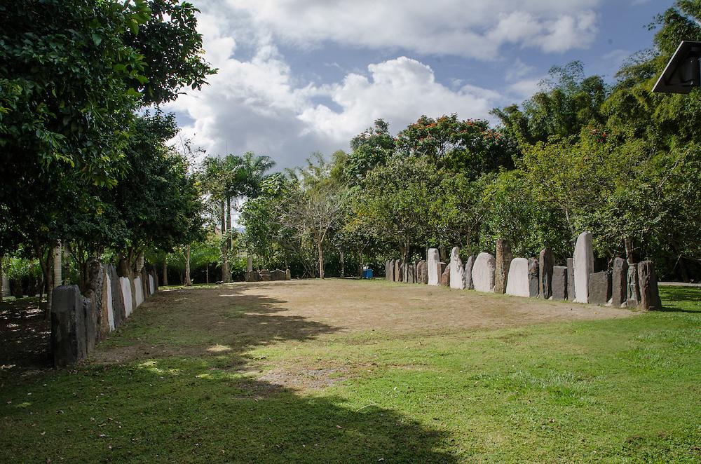 Jardin Botanico William Miranda Marin, Caguas, Puerto Rico.  William Miranda Marin Botanic Garden at Caguas,  Puerto Rico