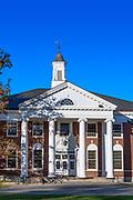Amherst College Campus, Amherst, Massachusetts, USA