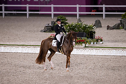 Werth Isabell, GER, Bella Rose 2, 140<br /> Olympic Games Tokyo 2021<br /> © Hippo Foto - Dirk Caremans<br /> 27/07/2021