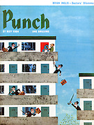 Punch (Front cover, 27 May 1964)