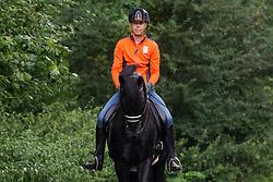 Minderhoud Hans Peter, NED, Glock's Dream Boy<br /> EC Rotterdam 2019<br /> © Hippo Foto - Sharon Vandeput<br /> 18/08/19