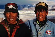 Inuit Narwhal hunter Nat Muktar, Pond Inlet, Canada