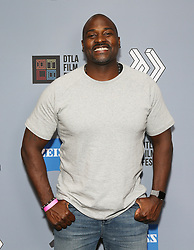 """Marcellus Wiley at DTLA Film Festival """"INSIDE GAME"""" Los Angeles Premiere held at Regal LA Live on October 24, 2019 in Los Angeles, California, United States (Photo by © Michael Tran/VipEventPhotography.com"""